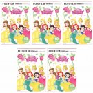 5 Packs Disney Princess FujiFilm Instax Mini 50 Photos Polaroid 7S 8 25 50S 70 90 X357