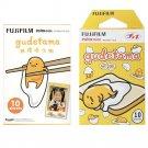 Sanrio Gudetama Value Set FujiFilm Instax Mini 20 Instant Camera Photos Polaroid 7S 8 25 70 90