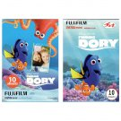 Finding Dory Value Set FujiFilm Instax Mini 20 Instant Camera Photos Polaroid 7S 8 25 70 90