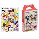 Tsum & Mickey and Friends FujiFilm Instax Mini 20 Instant Camera Photos Polaroid 7S 8 25 70 90
