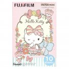 1 Pack Sanrio Hello Kitty 2016 2ND FujiFilm Instax Mini 10 Photos Polaroid 7S 8 25 50S 70 90 X361