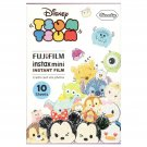 1 Pack 10 Photos Disney Tsum Tsum FujiFilm Fuji Instax Mini Film Polaroid SP-2 X393
