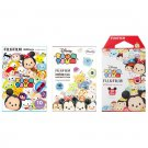 Disney Tsum Tsum FujiFilm Instax Mini Film Polaroid 30 Instant Photos Value Set
