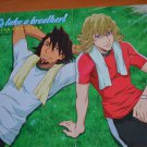 Tiger & Bunny and Utapri Double-sided Poster