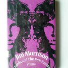 Rare 1st Edition Jim Morrison's The Lords and The New Creatures First Printing