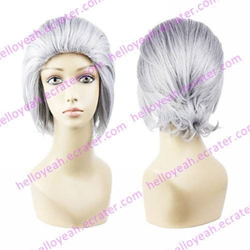 Cosplay Wig Inspired by Arcana Famiglia Debito Gray VER.