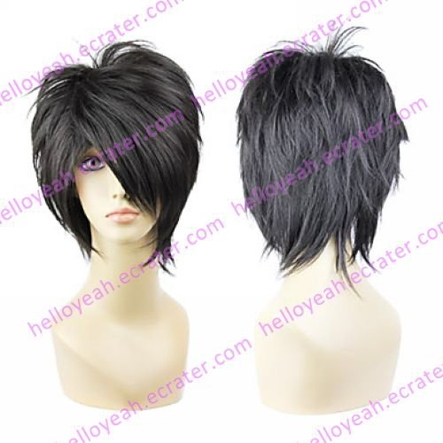 Cosplay Wig Inspired by Arcana Famiglia Jolly Black VER.