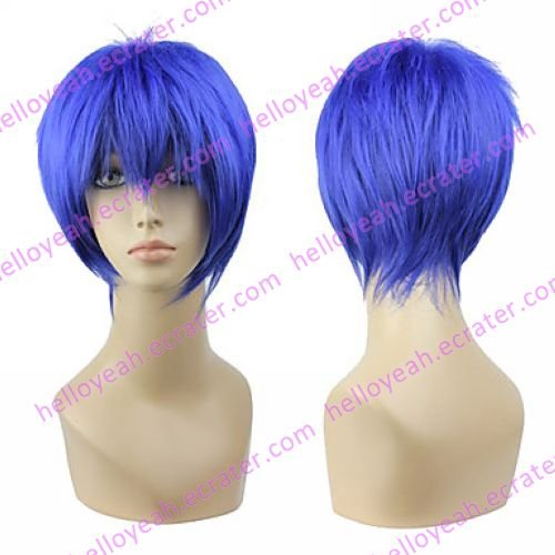 Cosplay Wig Inspired by Arcana Famiglia Nova Blue VER.