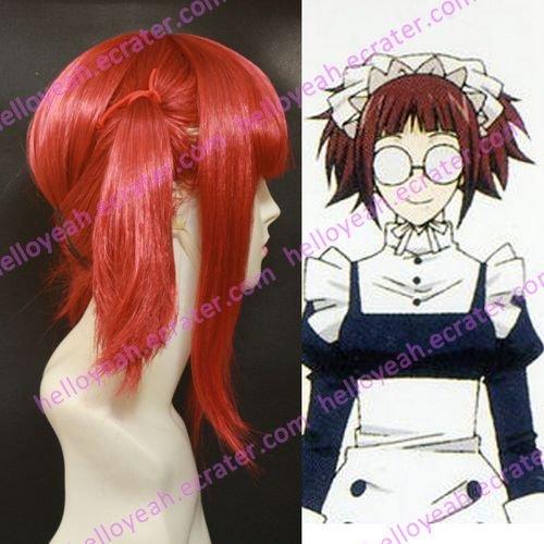 Cosplay wigs - Mey Rin  wigs from kuroshitsuji