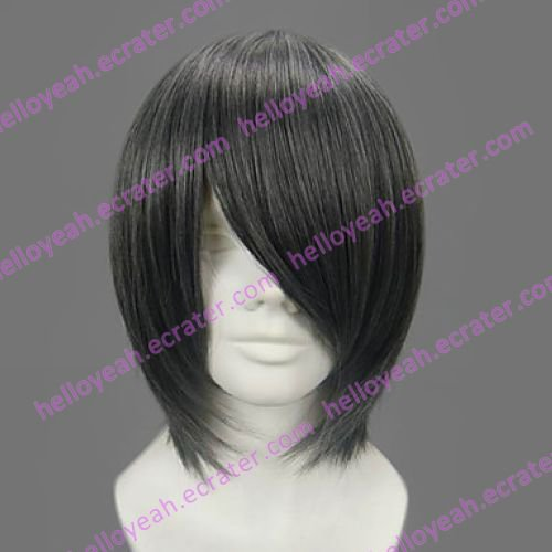 Cosplay Wig Inspired by Black Butler Ciel Phantomhive