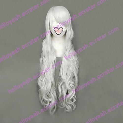 Cosplay Wig Inspired by Black Butler-Queen Victoria