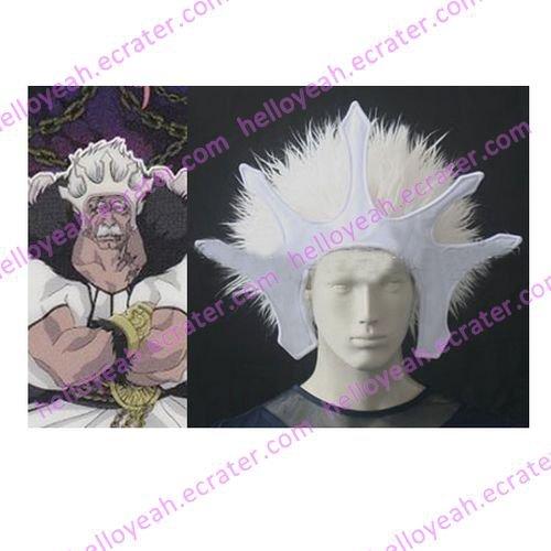 Bleach The Segunda Espada Barragan Luisenbarn Cosplay wig