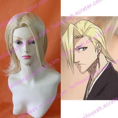 Cosplay Wig - Kira Izuru  wigs from Bleach