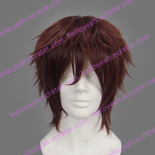 Cosplay Wig Inspired by Bleach 5th Division Captain Sosuke Aizen