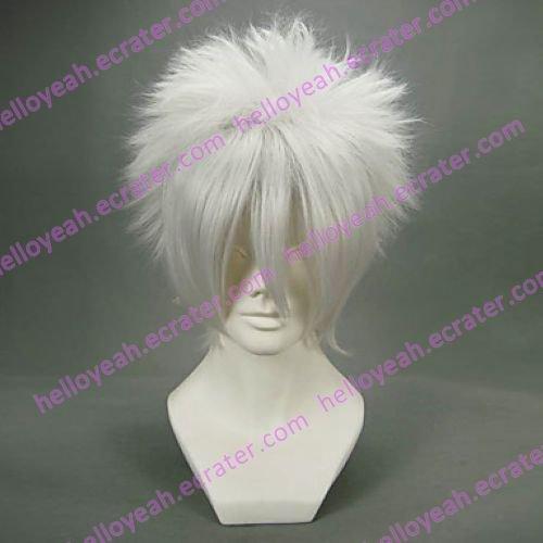 Cosplay Wig Inspired by Bleach Hollow Ichigo