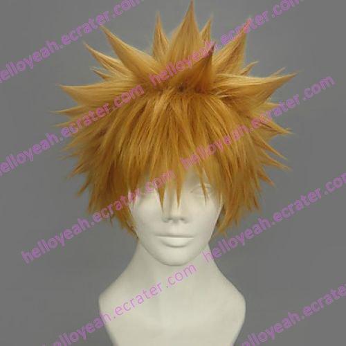 Cosplay Wig Inspired by Bleach Ichigo Kurosaki