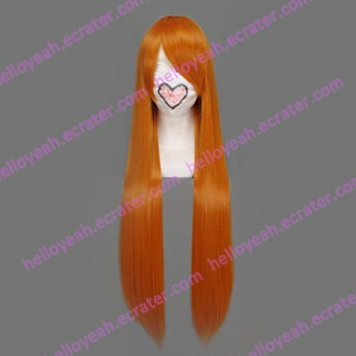 Cosplay Wig Inspired by Bleach Orihime Inoue