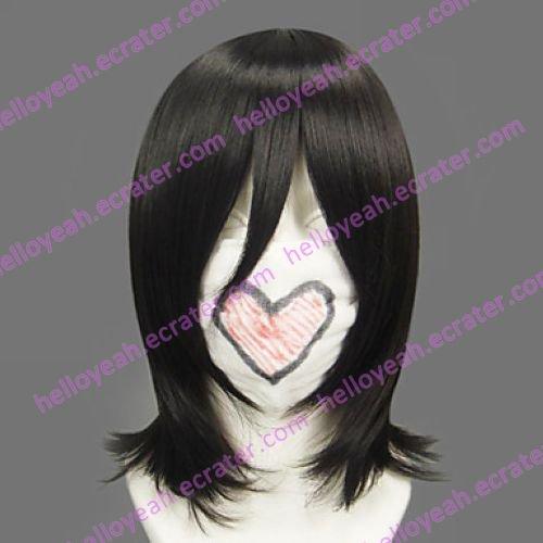 Cosplay Wig Inspired by Bleach Rukia Kuchiki