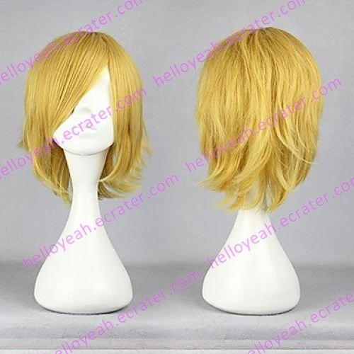 Cosplay Wig Inspired by Bleach Yuzu Kurosaki