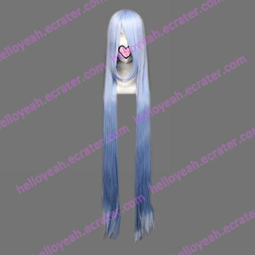 Cosplay Wig Inspired by Bleach Zanpakuto Unknown Tales Arc Sode no Shirayuki
