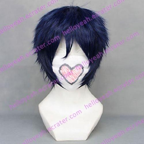 Cosplay Wig Inspired by BRAVE10 Saizo Kirigakure