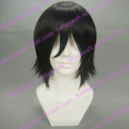 Cosplay Wig Inspired by Code Geass Zero Lelouch Lamperouge