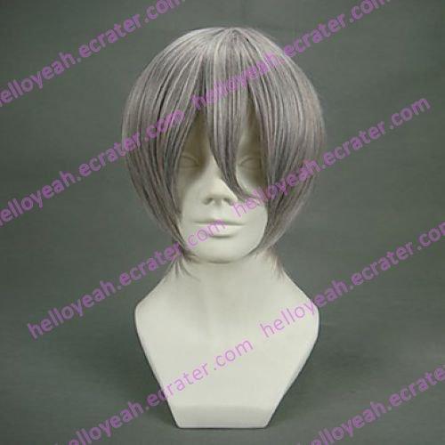 Cosplay Wig Inspired by Code Geass-Lloyd Asplund