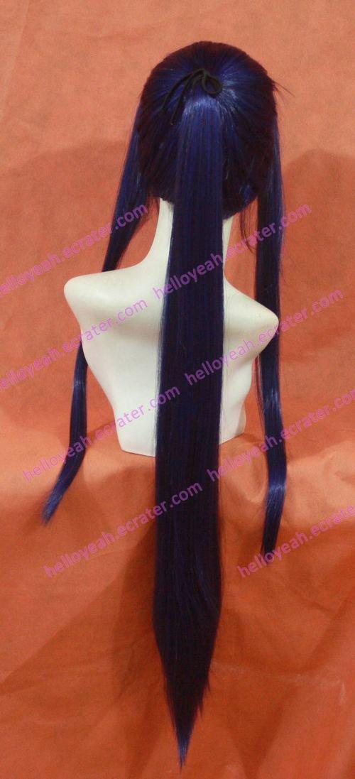D.Gray Man Kanda Yuu Cosplay wig