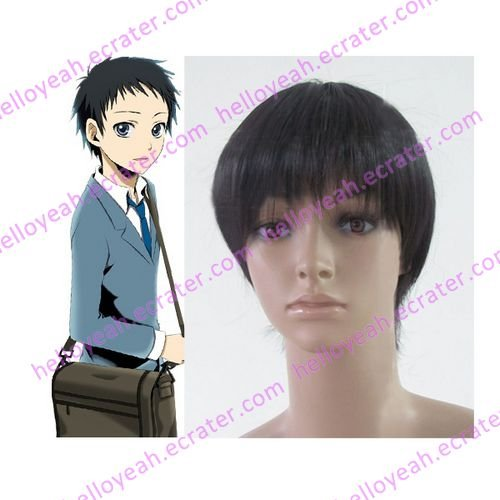 Durarara!! Male Uniform Cosplay wig