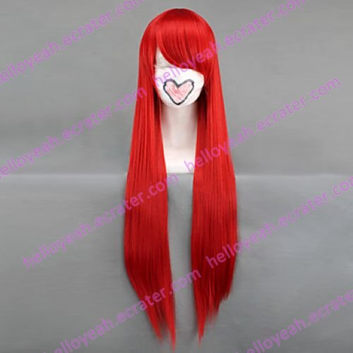 Cosplay Wig Inspired by Fairy Tail-Erza Scarlet