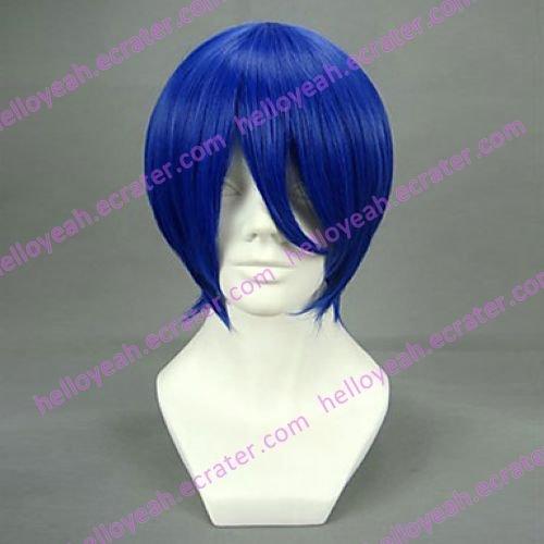 Cosplay Wig Inspired by Vocaloid-KAITOShugo Chara-Tsukiyomi ikutofairy tail-juvia