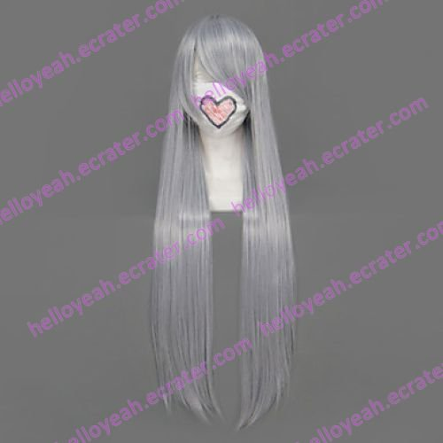 Cosplay Wig Inspired by Final Fantasy � Sephiroth