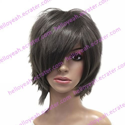 Cosplay Wig Inspired by Final Fantasy Versus Noctis