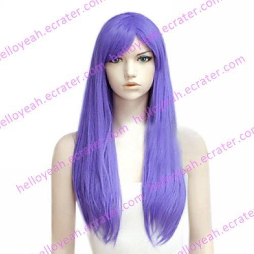 Cosplay Wig Inspired by Gintama Ayame Sarutobi