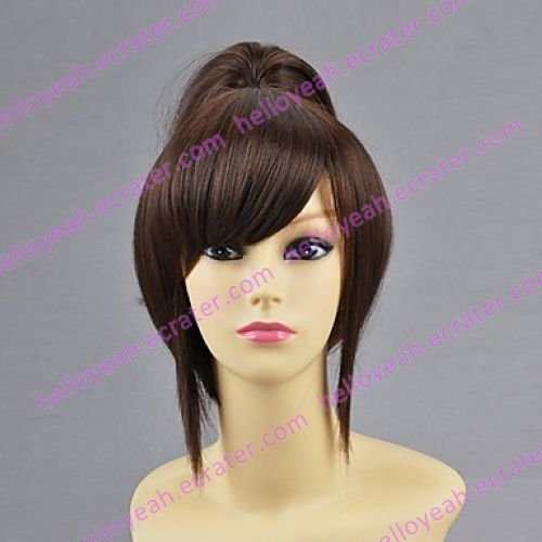 Cosplay Wig Inspired by Gintama Snack Smile Shimura Tae