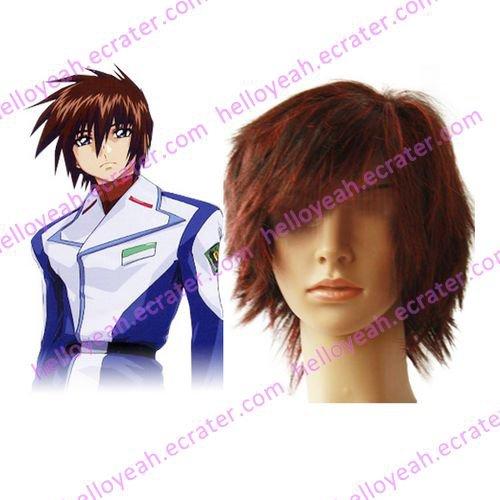 Gundam Seed Kira Yamato Cosplay wig