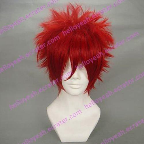 Cosplay Wig Inspired by Reborn! Enma Kozato