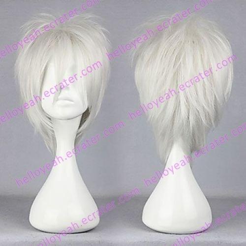 Cosplay Wig Inspired by Reborn! Ryohei Sasagawa