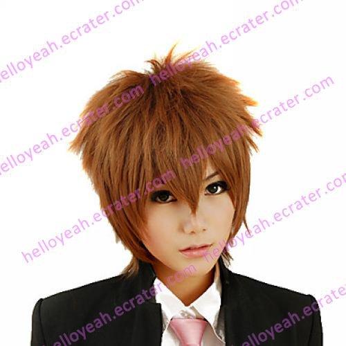 Cosplay Wig Inspired by Reborn! Tsunayoshi Sawada