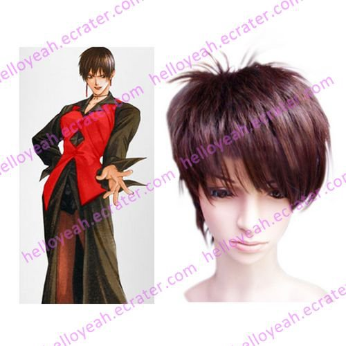 The King of Fighters Vice Cosplay wig