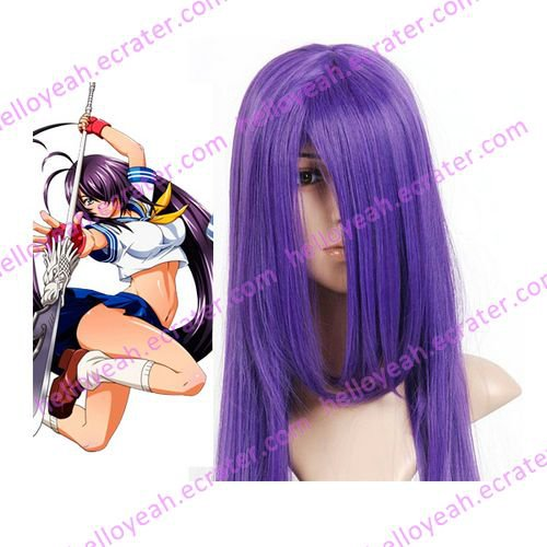 Battle Vixens Cosplay wig