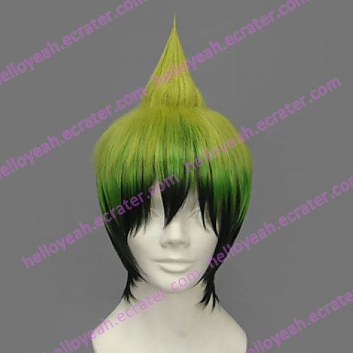 Cosplay Wig Inspired by Blue Exorcist King of the Earth Amaimon