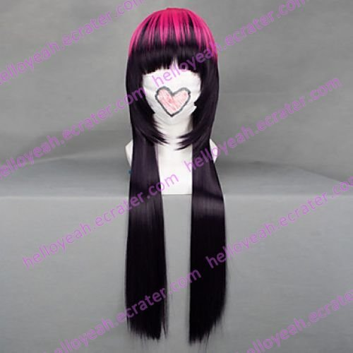 Cosplay Wig Inspired by Blue Exorcist Shiemi Moriyama