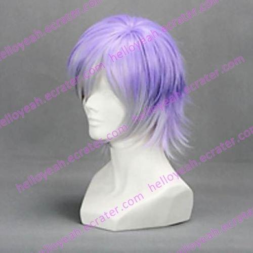 Cosplay Wig Inspired by Diabolik Lover Sakamaki Kanato Purple Gradient