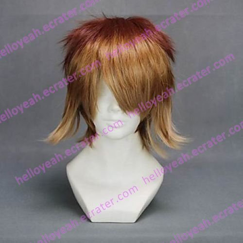 Cosplay Wig Inspired by Diabolik Lover Sakamaki Rait Brown Gradient