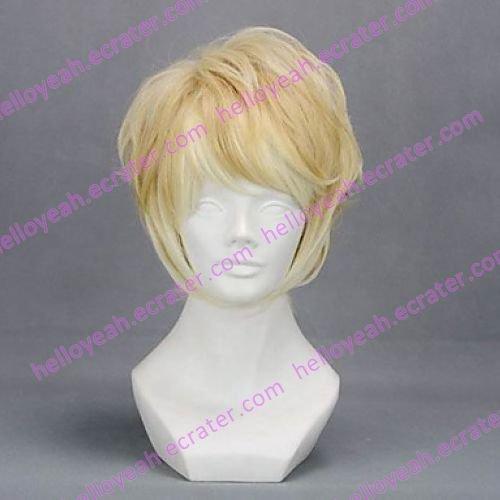 Cosplay Wig Inspired by Diabolik Lover Sakamaki Shuu Golden Gradient