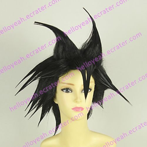 Cosplay Wig Inspired by Dragon Ball Son Gohan