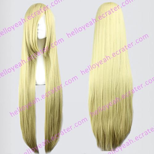 Cosplay Wig Inspired by Fatezero Enkido
