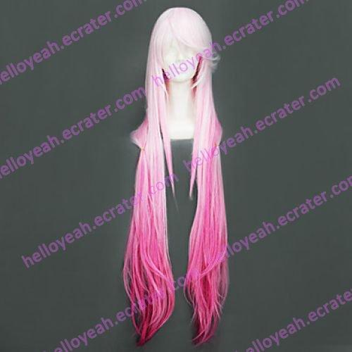 Cosplay Wig Inspired by Guilty Crown-Black Inori Yuzuriha