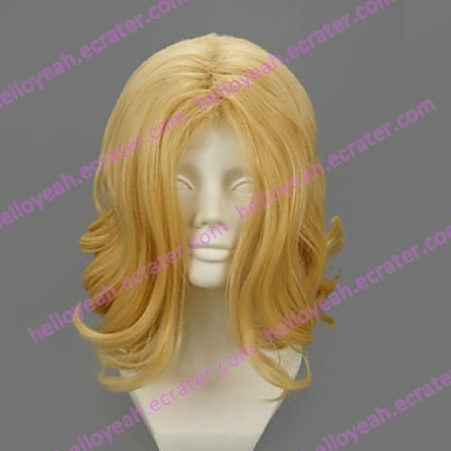 Cosplay Wig Inspired by Hetalia France